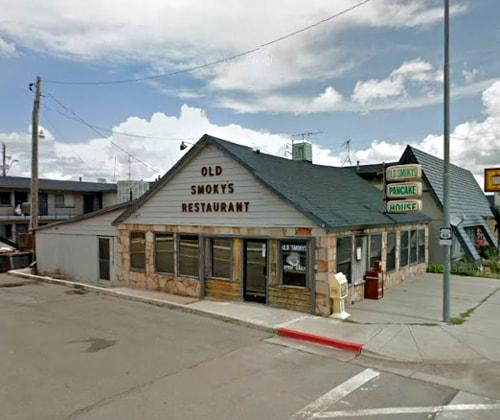 Old Smoky's Restaurant, Williams, AZ