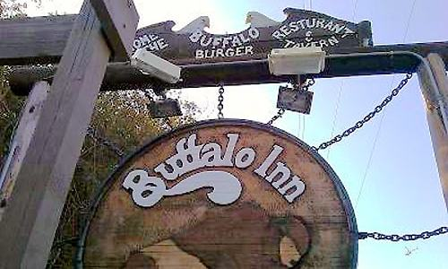 Buffalo Inn in Upland soon will be auctioned