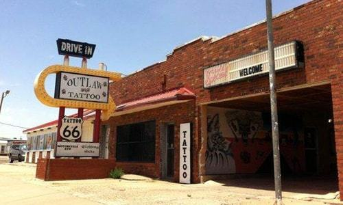 Two historic properties for sale in Galena, Tucumcari