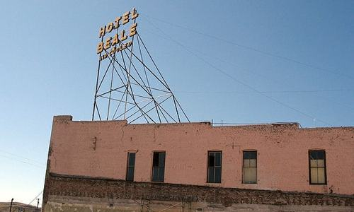 What to do about the deteriorating Hotel Beale in Kingman?
