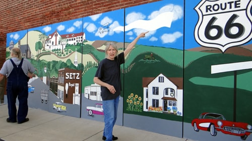 New mural to be unveiled Sunday in Elkhart