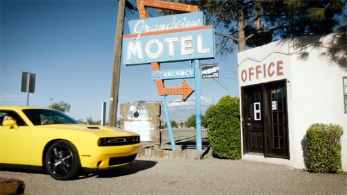 Singer's music video shot at Albuquerque Route 66 sites