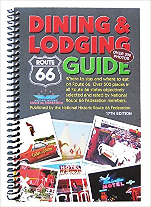 "Federation discontinues ""Route 66 Dining and Lodging Guide"""