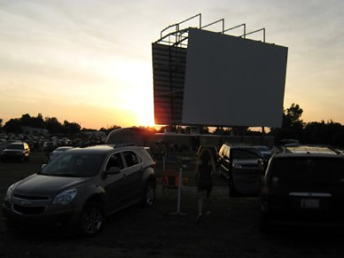 Data indicates surge of business at drive-in theaters may persist