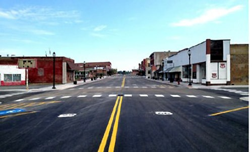 Galena launches a Route 66 brick campaign for its downtown Main Street district
