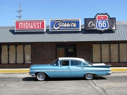 Classic-car museum opening soon in Wilmington