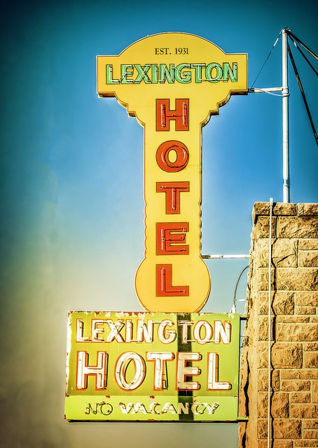 Lexington Hotel in Gallup goes up for sale
