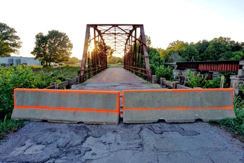 Sapulpa faces 90-day deadline to repair Rock Creek Bridge