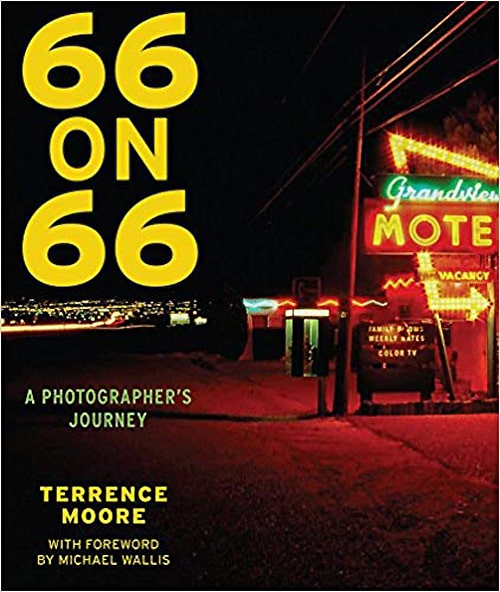 Photographer Terrence Moore talks about his life's work on Route 66