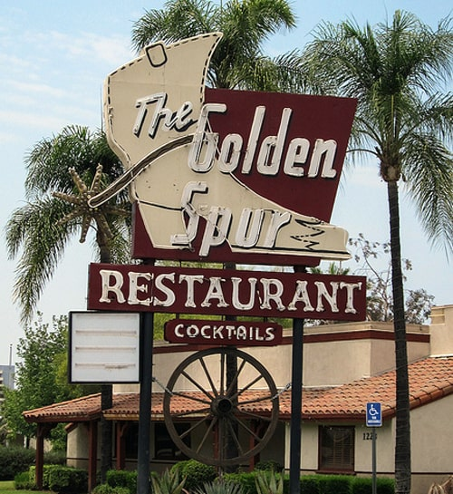 Easterseals buys Golden Spur property, to reuse neon sign