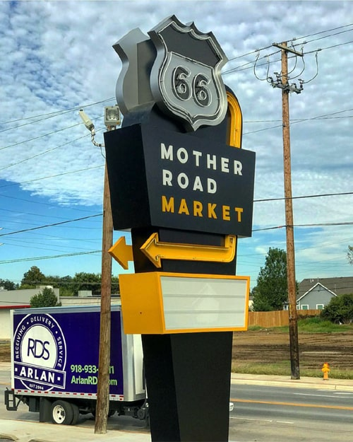 Tax-increment financing district considered in two spots on Tulsa's Route 66