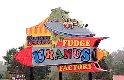 Reality show to be filmed at Uranus Missouri next month