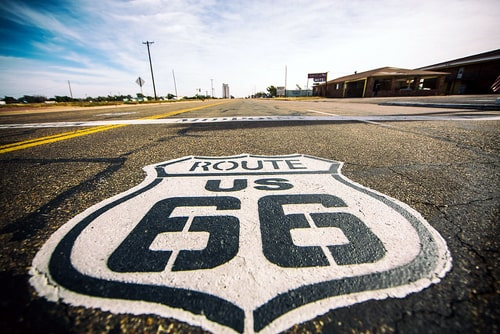 A few thoughts on the AP's story on the Route 66 Corridor Preservation Program