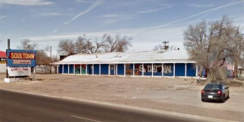 City of Amarillo condemns former Crystal Pistol building