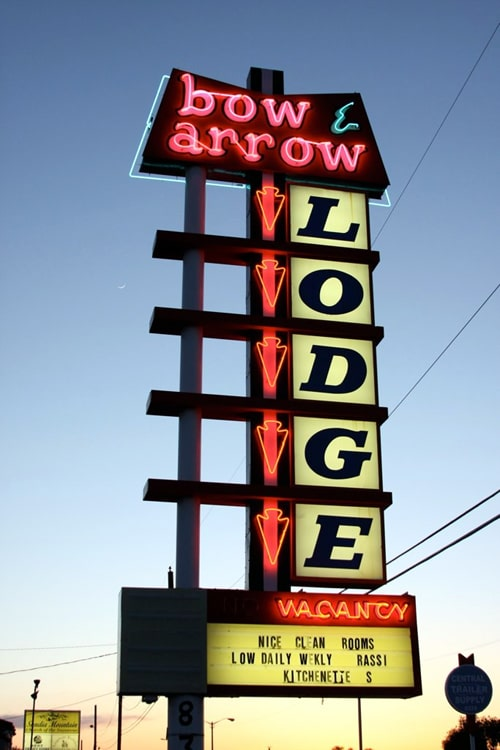 Albuquerque cracks down on Bow and Arrow Lodge