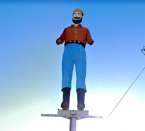 Muffler Man in Albuquerque to be restored