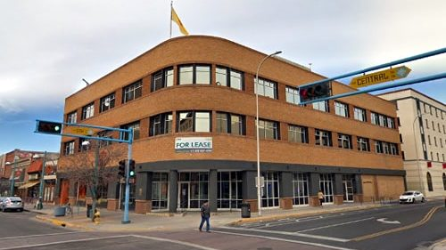 Food hall coming to downtown Albuquerque building