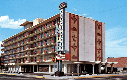 Downtowner Motor Inn in Albuquerque added to National Register
