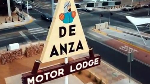 De Anza Motor Lodge likely will be booking overnight guests in early October