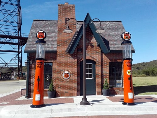 Route 66 Village Station opens in Tulsa