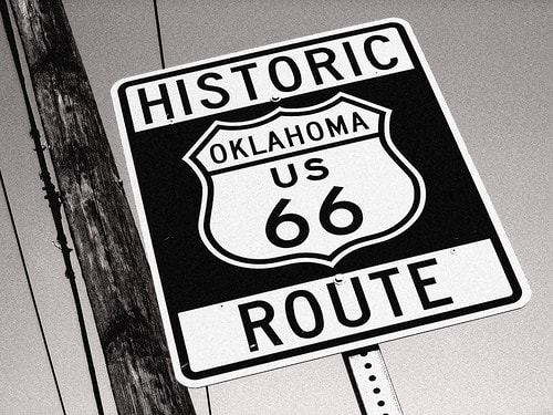 Oklahoma seeks updates on its inventory of Route 66 structures in two counties