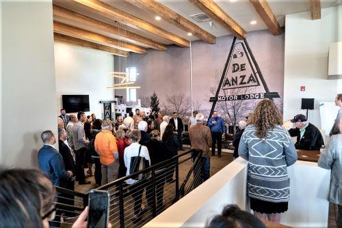 De Anza Motor Lodge in Albuquerque celebrates grand reopening