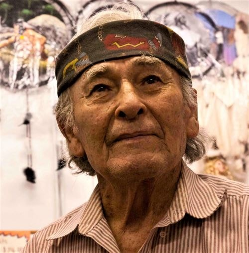 Frank Yellowhorse, longtime operator of Chief Yellowhorse Trading Post, dies at 87