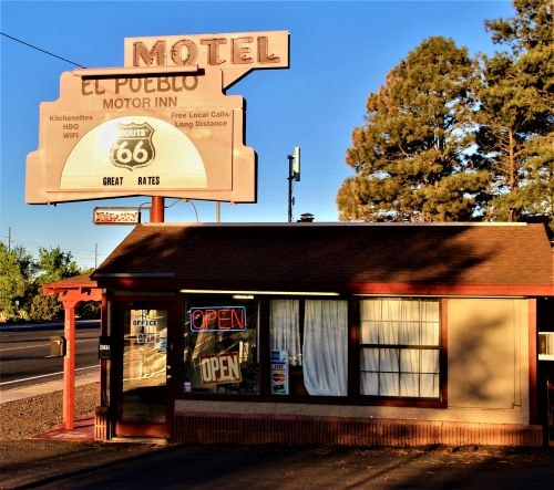 El Pueblo Motor Inn in Flagstaff soon may undergo restoration, renovations