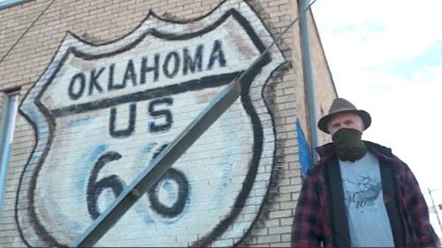 A profile of a prolific Oklahoma muralist