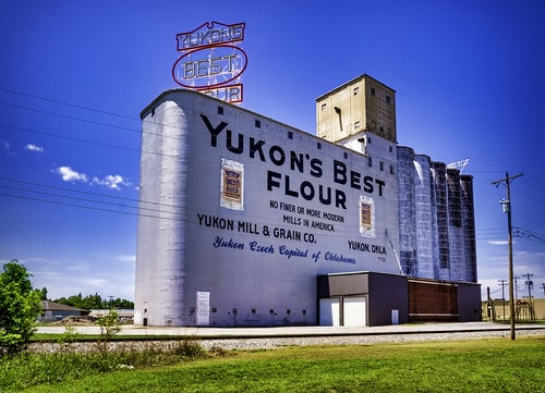 Yukon's Best Flour mills named to Preservation Oklahoma's Most Endangered Places list