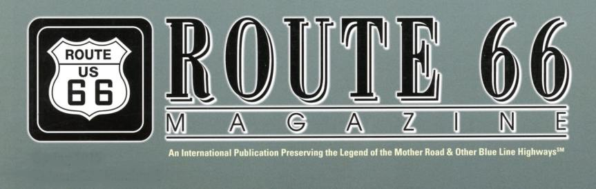 Paul Taylor, co-publisher of Route 66 Magazine, dies