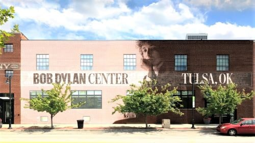 Bob Dylan Center in Tulsa will open to the public in May 2022