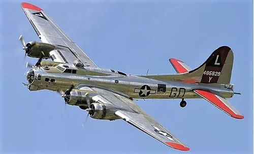 Rare B-17G Flying Fortress coming to Stafford Air and Space Museum in October