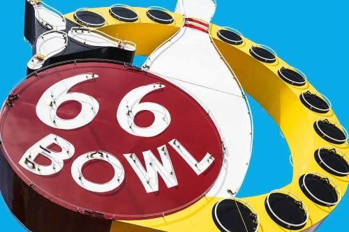 Rt 66 Bowl in Chandler holds grand opening