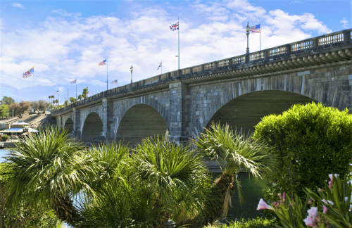 London Bridge marks 50 years in Lake Havasu City