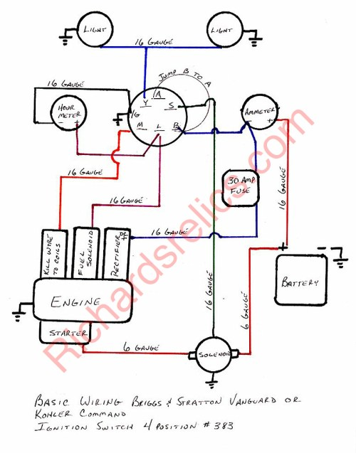 small resolution of route 6x6 kohler magnum 18 hp wiring diagram
