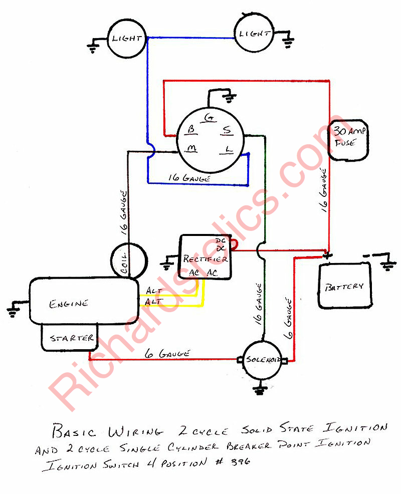 Indak Ignition Switch Wiring Diagram