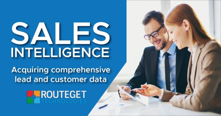 Sales Intelligence Is More than Smart Selling