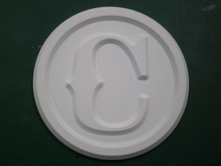 ABS樹脂切文字 彫刻浮彫