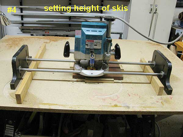 How To Use A Router Planer