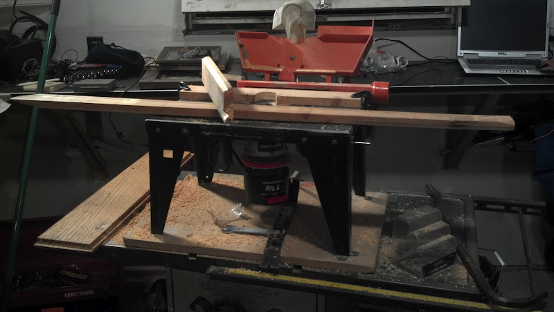 Old Craftsman Router Table