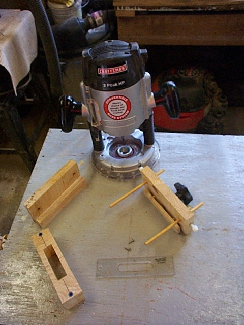 Mortise Pal Templates