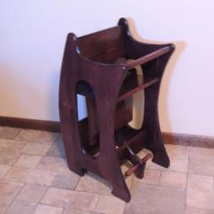 Amish 3 In 1 High Chair Plans Aeron Ebay Woodworking For Router Forums Click Image Larger Version Name Hc Jpg