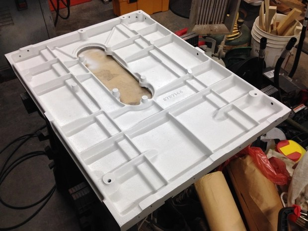 Restoration  Powermatic 66 Table Saw  Page 2  Router Forums