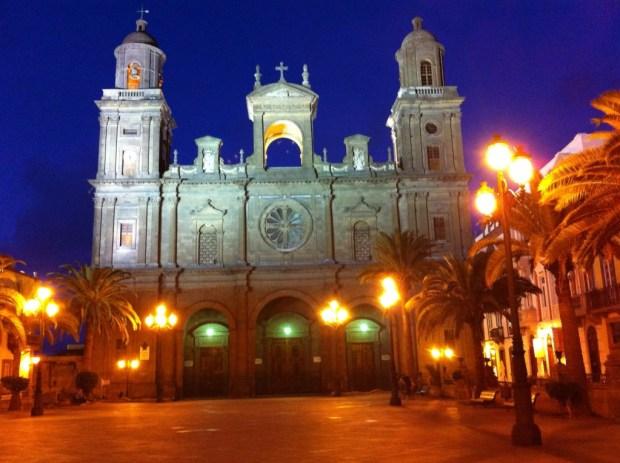 The Cathedral of Santa Ana, Las Palmas