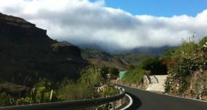 Road from Maspalomas