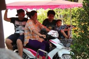 A Family at Ban Phe
