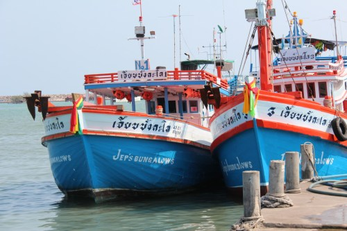 Bangkok to Ko Samet Island, Ko Samet ferries
