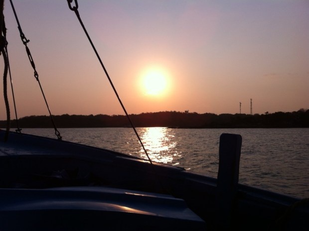 Ferry to Ko Samet