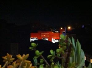 Evening view, Richmond, Victoria